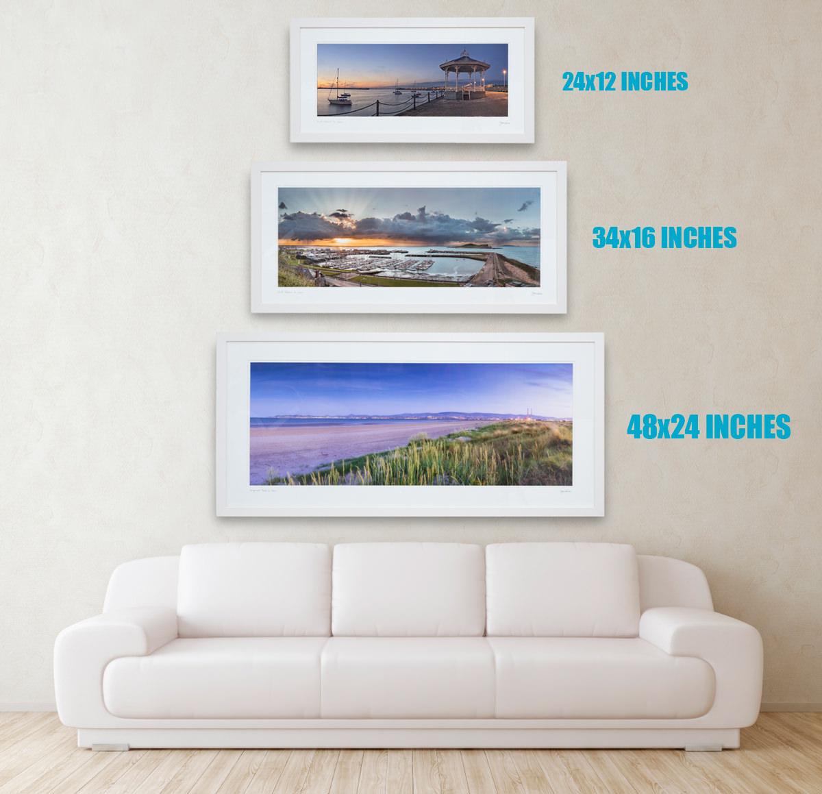 Irish Landscape Panoramas