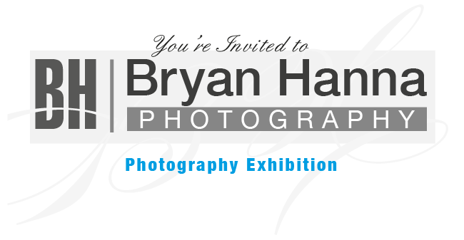 Bryan Hanna Landscape Photography Exhibition