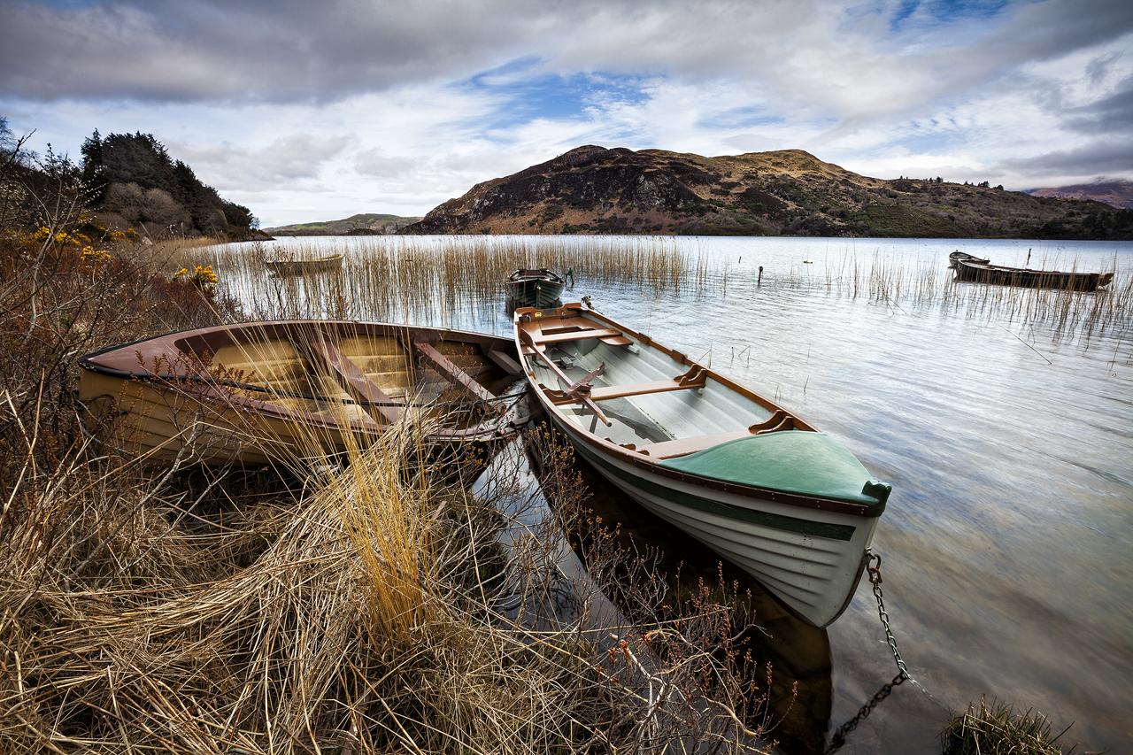 Caragh lake bryan hanna irish landscape photography for Lake bryan fishing