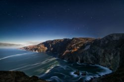 The Bunglas Cliffs of Slieve League in County Donegal