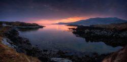 Portnacross Harbour Killybegs County Donegal