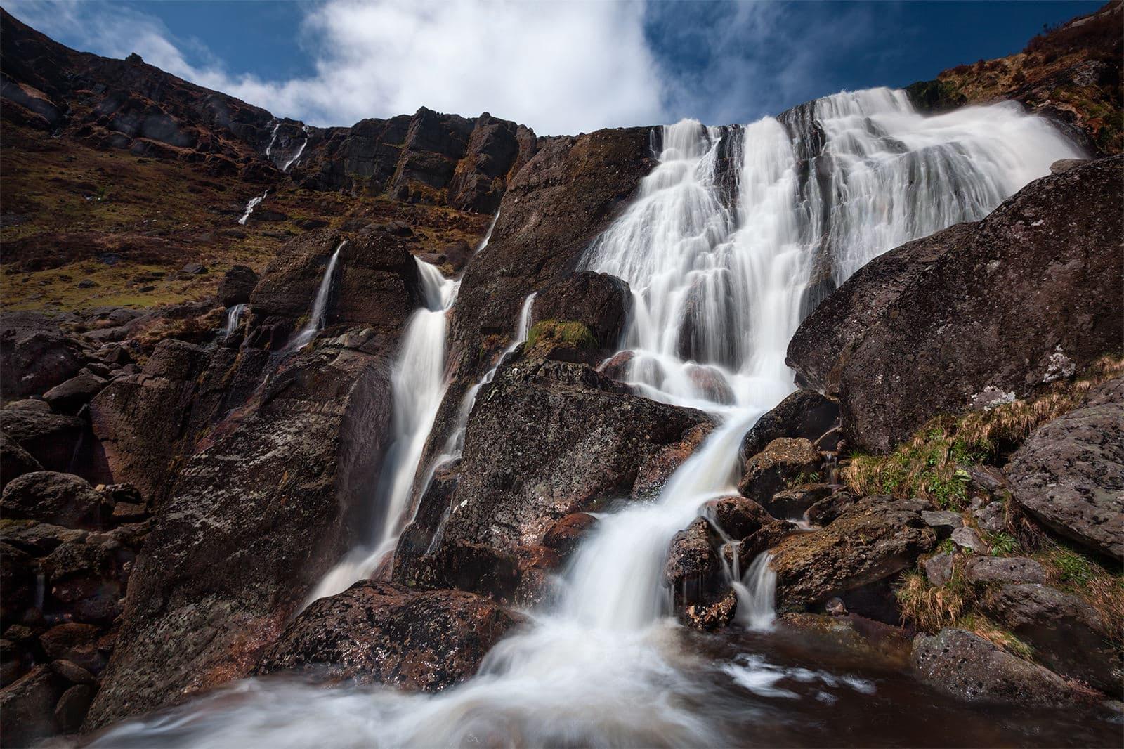 Mahon Falls Bryan Hanna Irish Landscape Photography
