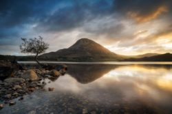 Mount Errigal Dunlewey County Donegal